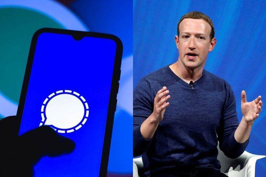Skandal! Mark Zuckerberg'in de Signal kullandığı ortaya çıktı! - Page 1