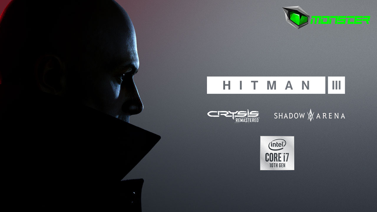 Monster Tulpar alana Hitman III ile Crysis Remastered bedava!