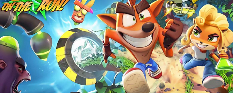 PlayStation 1 efsanesi geri döndü! Crash On The Run inceledik