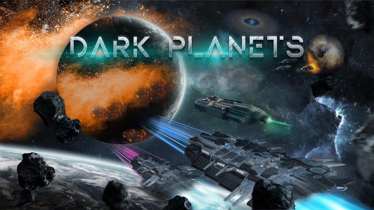 Türkiye'nin ilk uzay oyunu Dark Planets büyüyor!