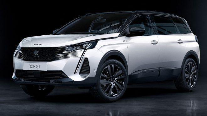 2021 model Peugeot SUV 5008 20 Bin TL'ye varan indirimlerle satışta! - Page 1