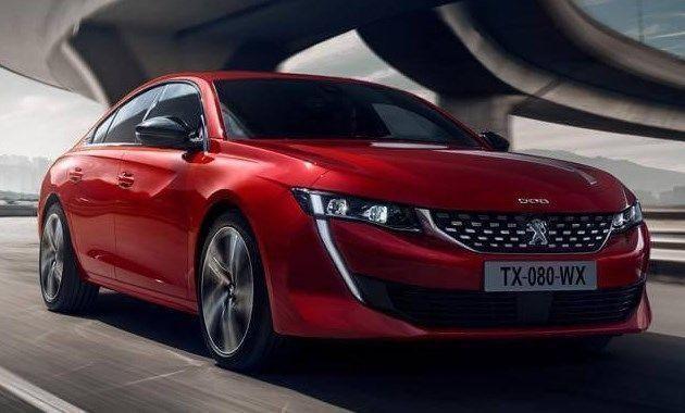 İşte budur! 2021 Peugeot 508 51 Bin TL'ye varan indirimlerle satışta! - Page 1