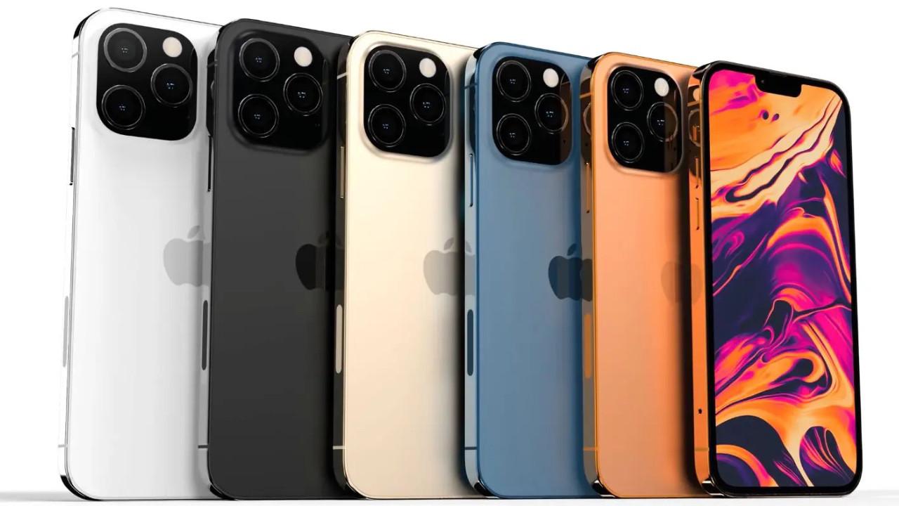 iPhone 13 tepki alacak tasarımı ile karşımızda!