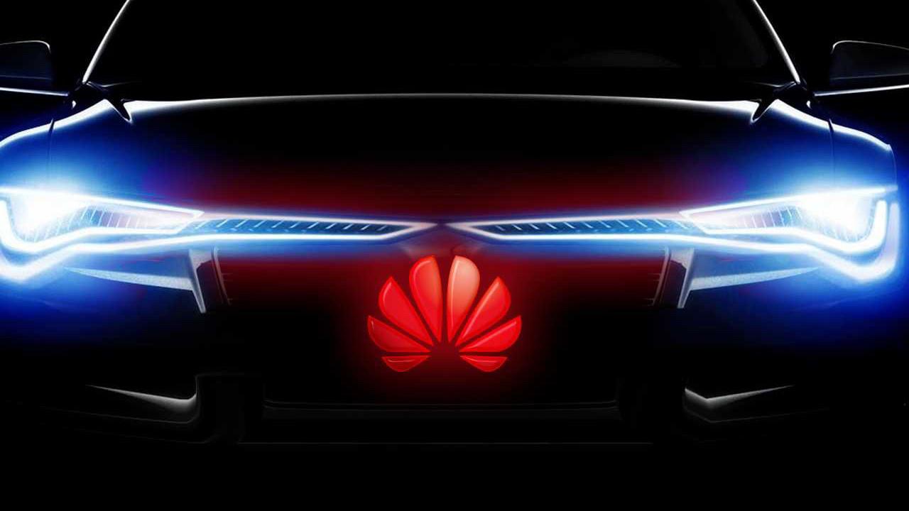 Huawei elektrikli otomobil için düğmeye bastı!