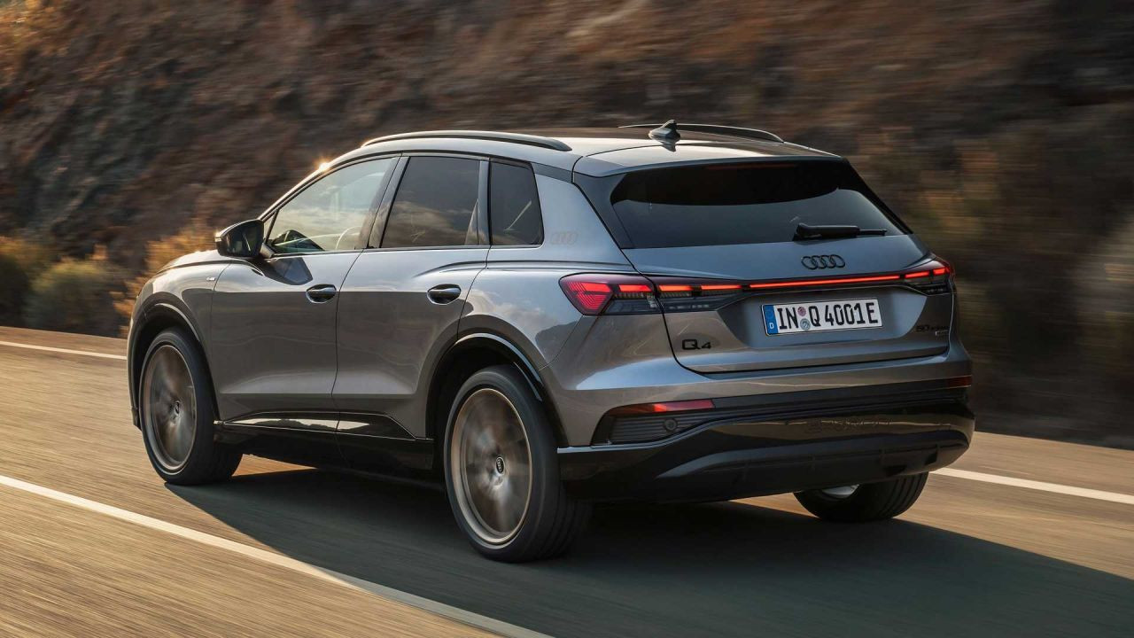 Audi elektrikli otomobili Q4 E-tron'u tanıttı! Harika tasarım! - Page 2