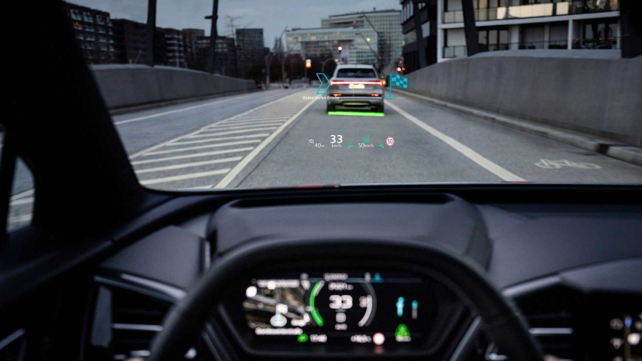 Audi elektrikli otomobili Q4 E-tron'u tanıttı! Harika tasarım! - Page 4