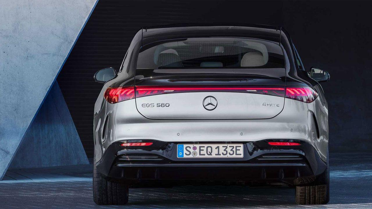 Mercedes EQS tanıtıldı. İşte elektrikli lüks sedan! - Page 3