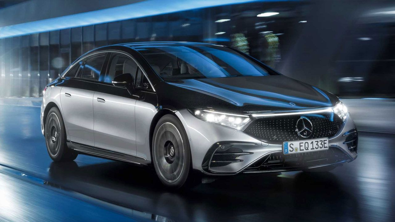 Mercedes EQS tanıtıldı. İşte elektrikli lüks sedan! - Page 4