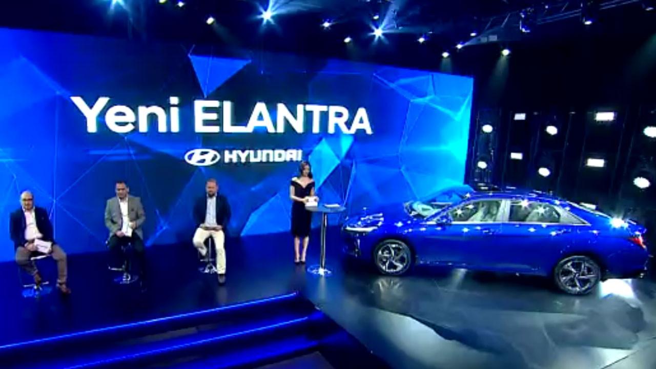 Yedinci nesil Hyundai Elantra Türkiye'de satışa çıktı!