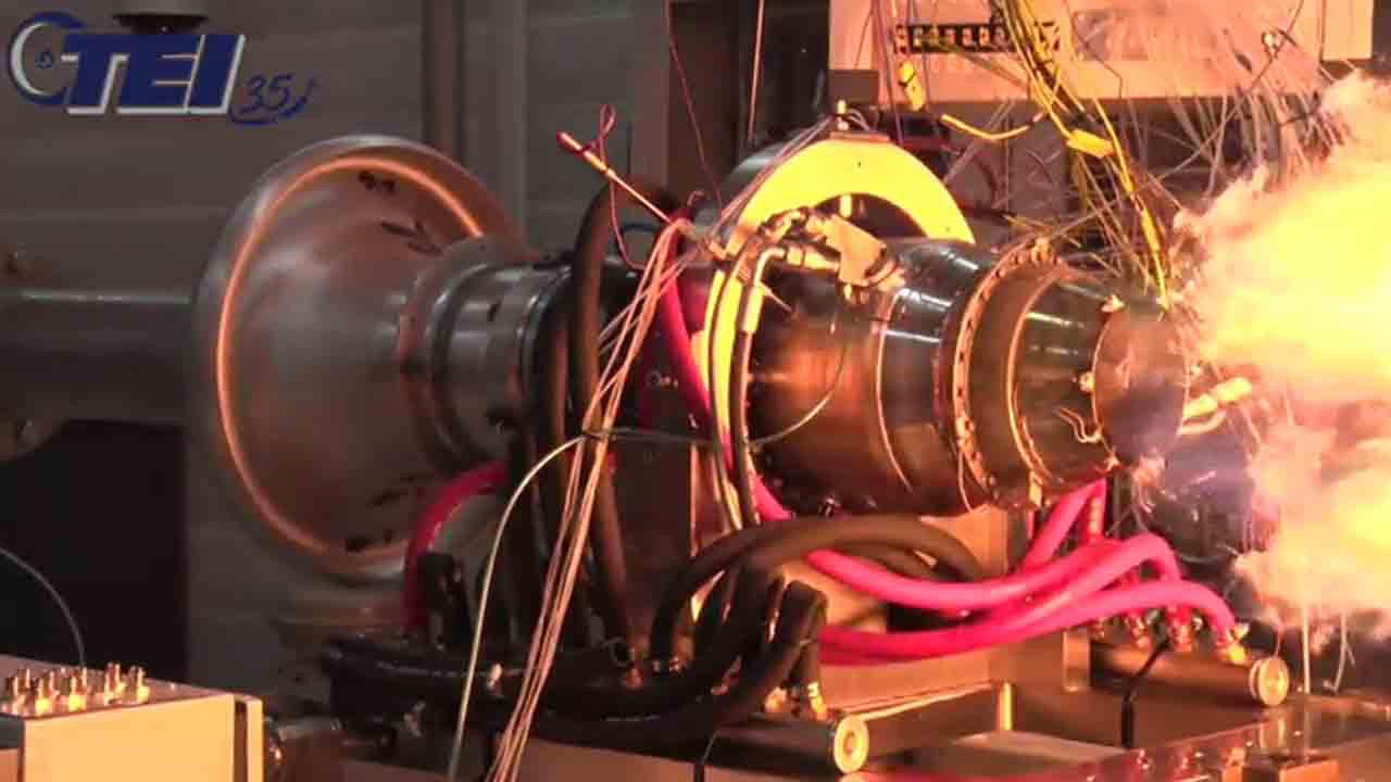 Yerli ve milli Orta Menzilli Füze Motoru TEI-TJ300 dünya rekoru kırdı!