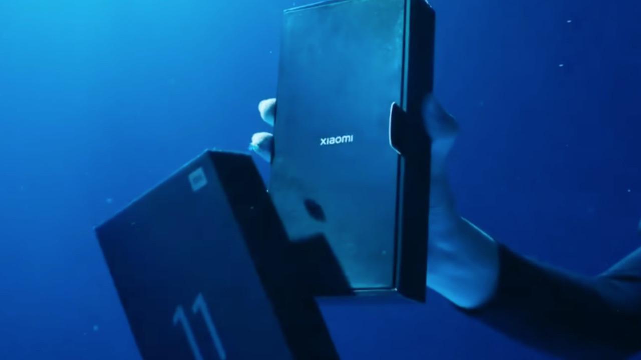 Xiaomi'den dünyanın en ilginç kutu açma videosu!