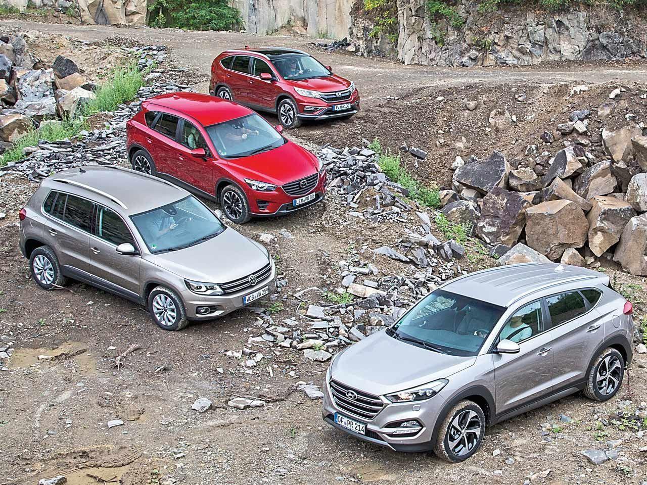 İşte 2021 yılında satışa sunulan en iyi SUV araçlar! - Page 1