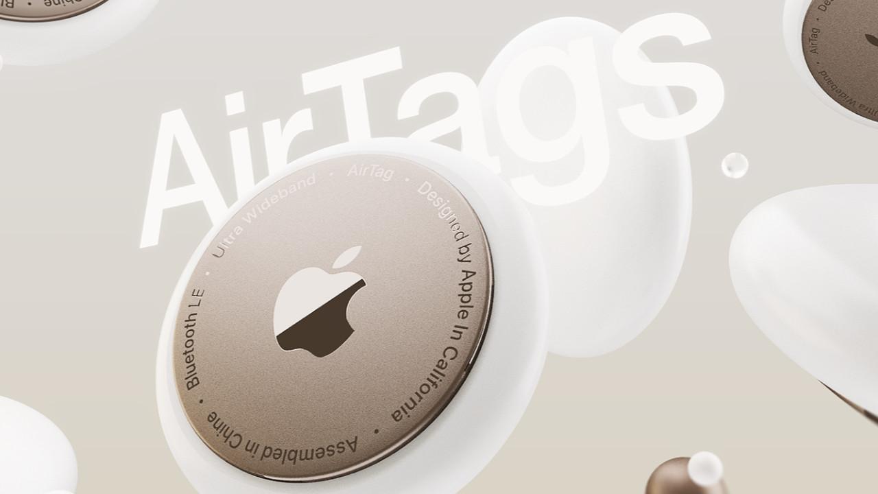 Apple AirTag tanıtıldı! Hava hiç bu kadar pahalı olmamıştı!