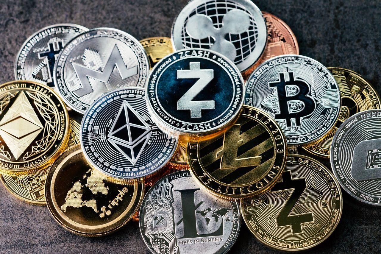 En yüksek piyasa değerine sahip kripto paralar! - 21 Nisan 2021 - Page 1
