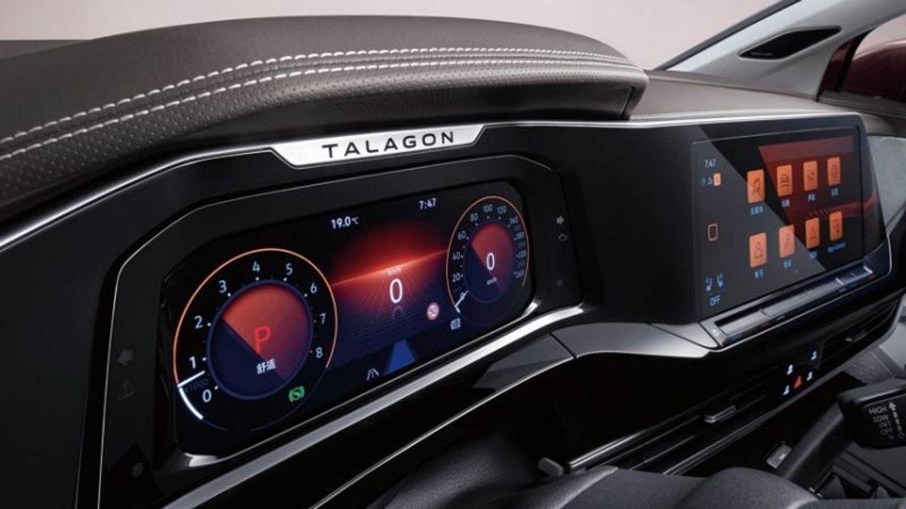 2021 Volkswagen Talagon sonunda kendini gösterdi! Oldukça devasa! - Page 4