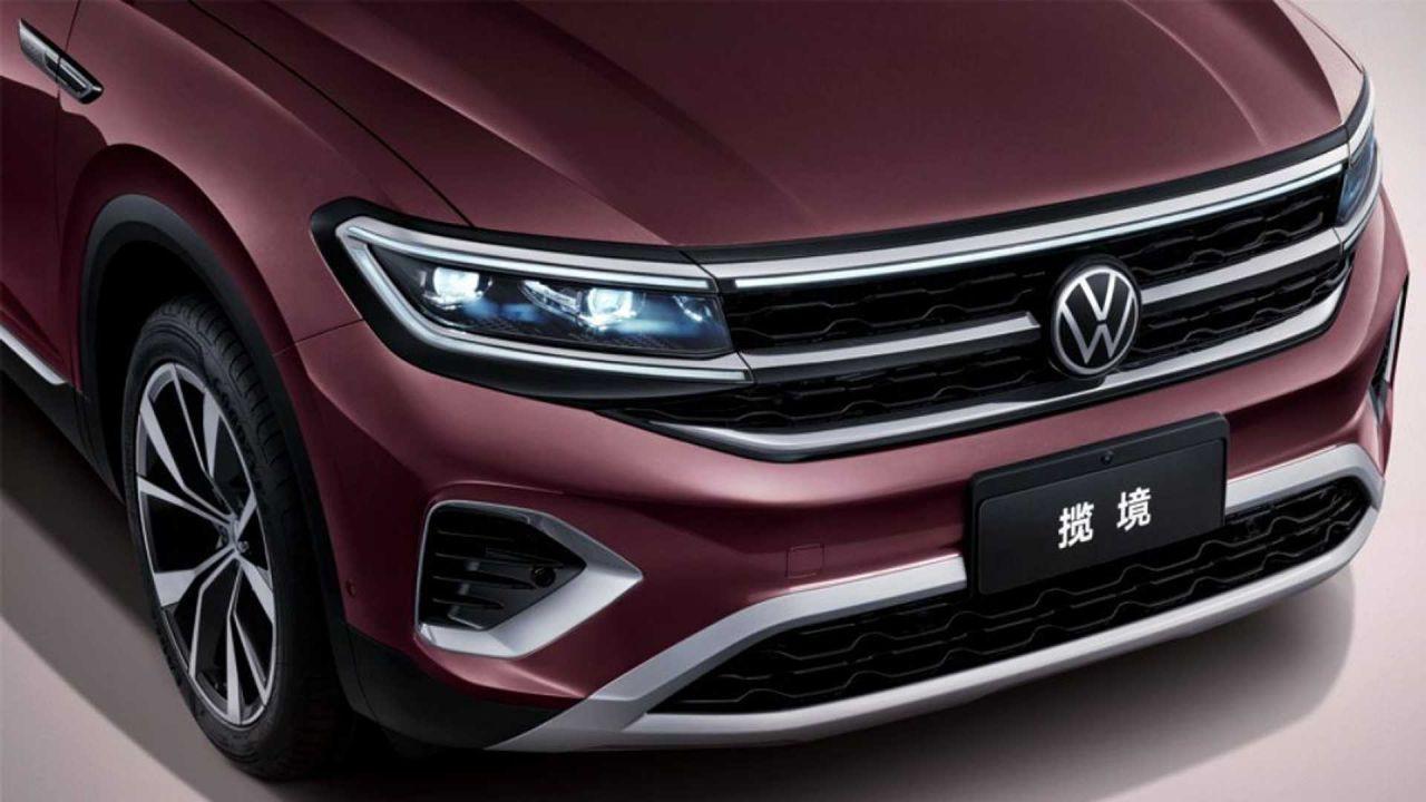 2021 Volkswagen Talagon sonunda kendini gösterdi! Oldukça devasa! - Page 1