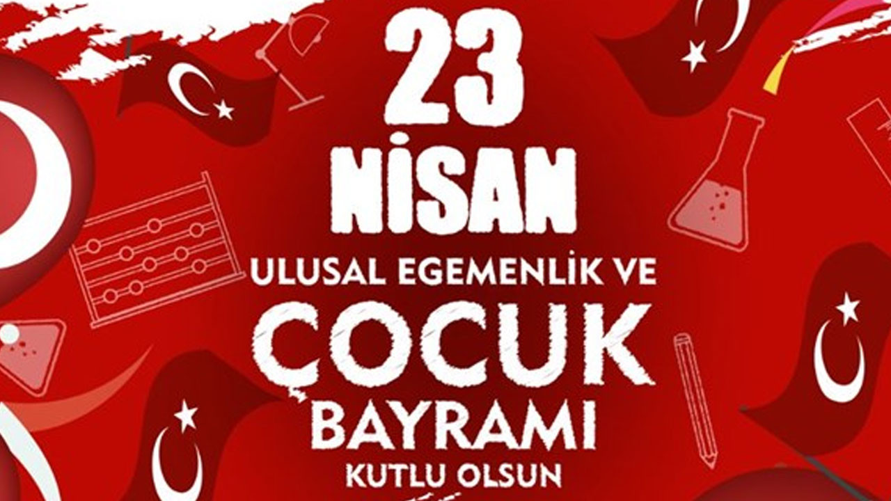 23 Nisan'da yetkiyi Mehmet Kaan'a verdik!