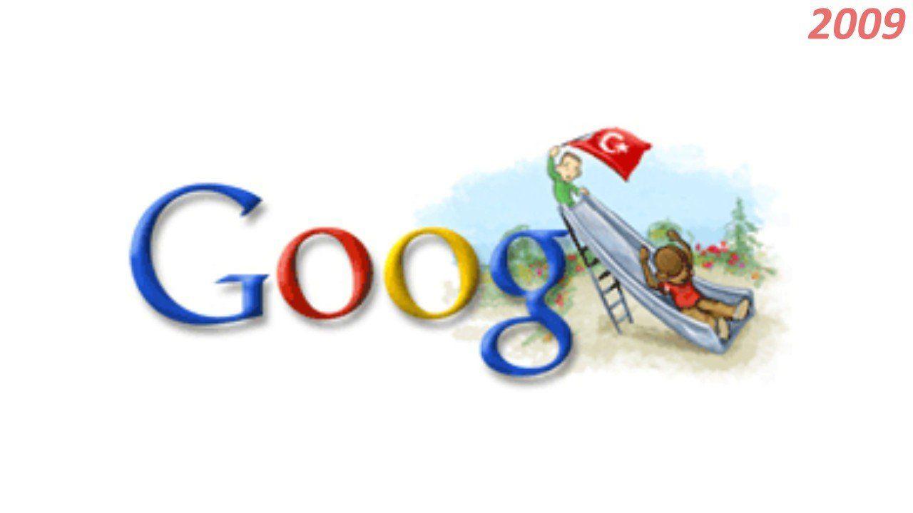 Google 23 Nisan Ulusal Egemenlik ve Çocuk Bayramı'nı unutmadı! - Page 2