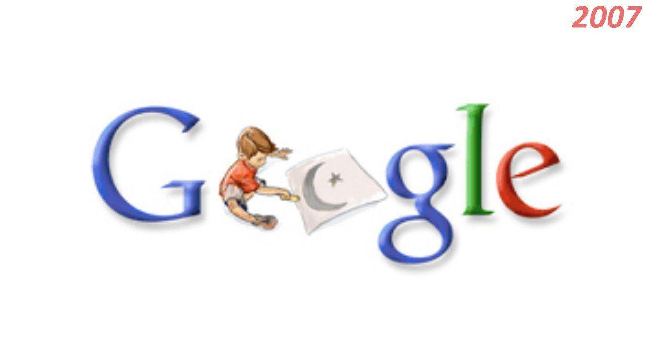 Google 23 Nisan Ulusal Egemenlik ve Çocuk Bayramı'nı unutmadı! - Page 1