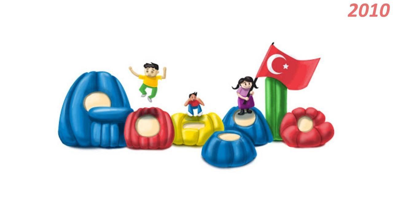 Google 23 Nisan Ulusal Egemenlik ve Çocuk Bayramı'nı unutmadı! - Page 3