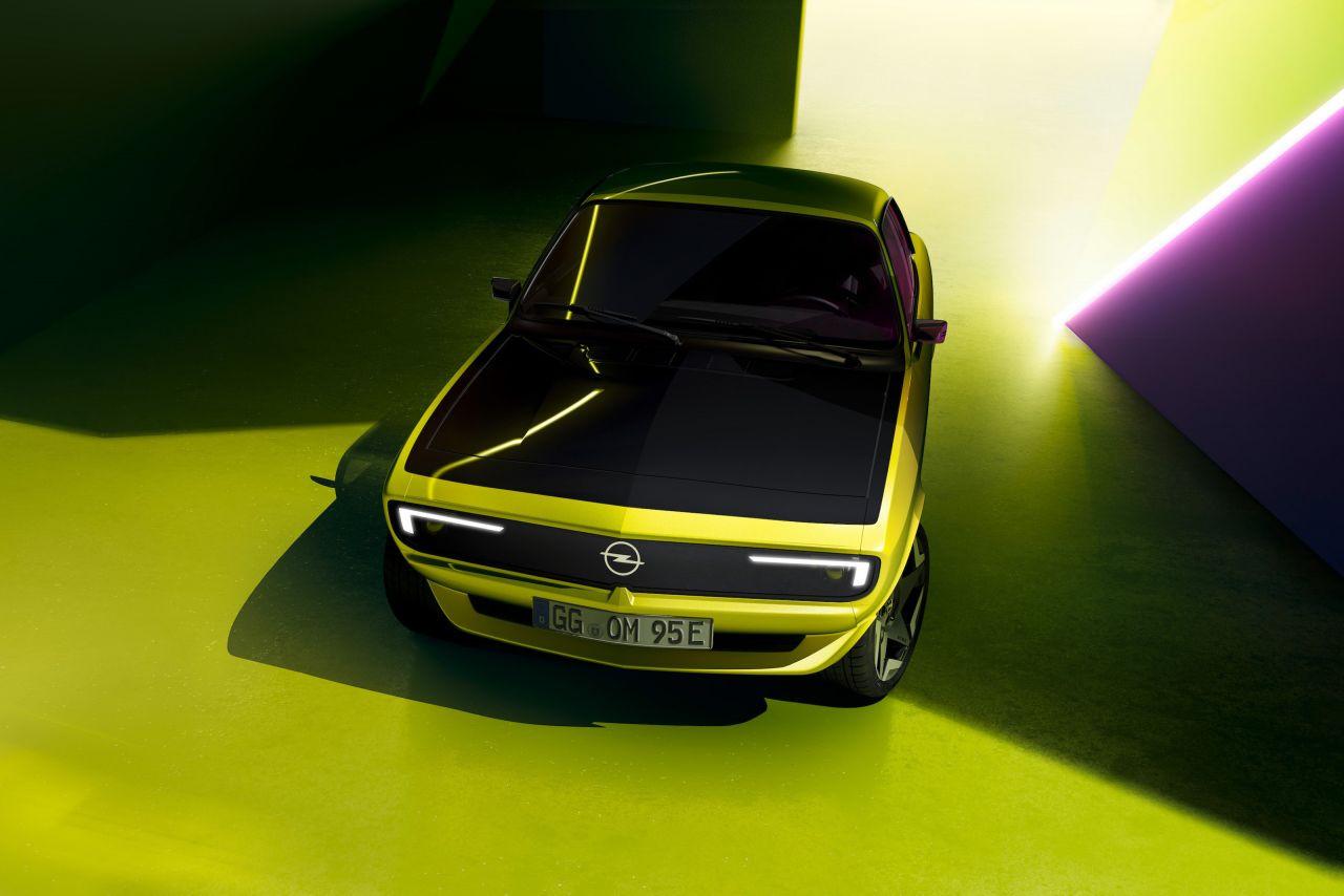Opel Manta GSe ElektroMOD resmi olarak duyuruldu! - Page 1