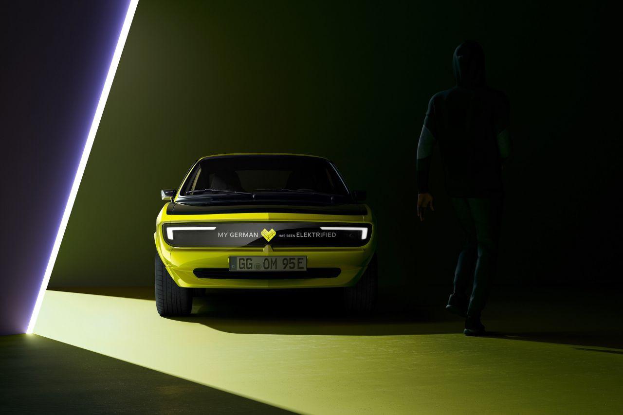 Opel Manta GSe ElektroMOD resmi olarak duyuruldu! - Page 2