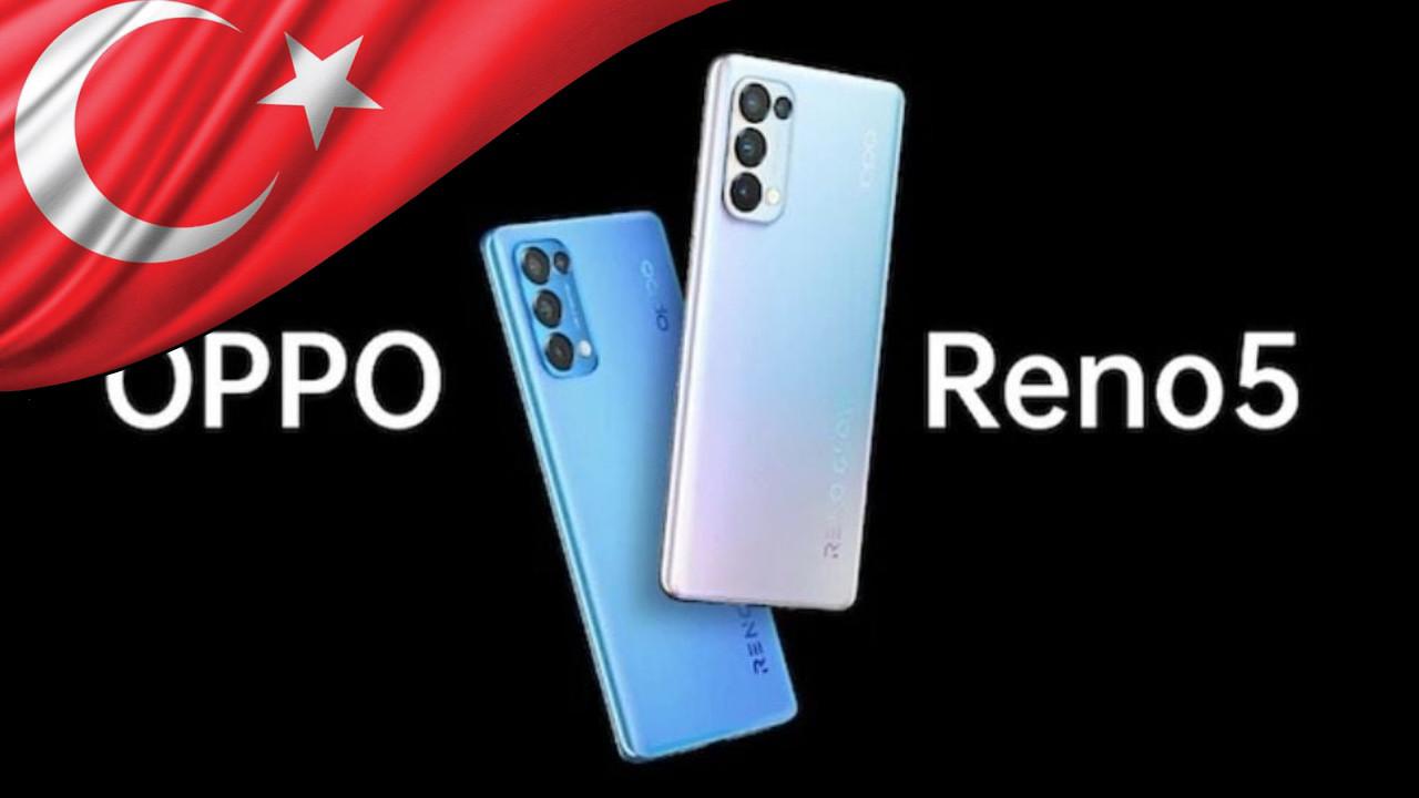 OPPO Reno 5 Türkiye'de satışa sunuldu! Fiyat hoş olmamış sanki?