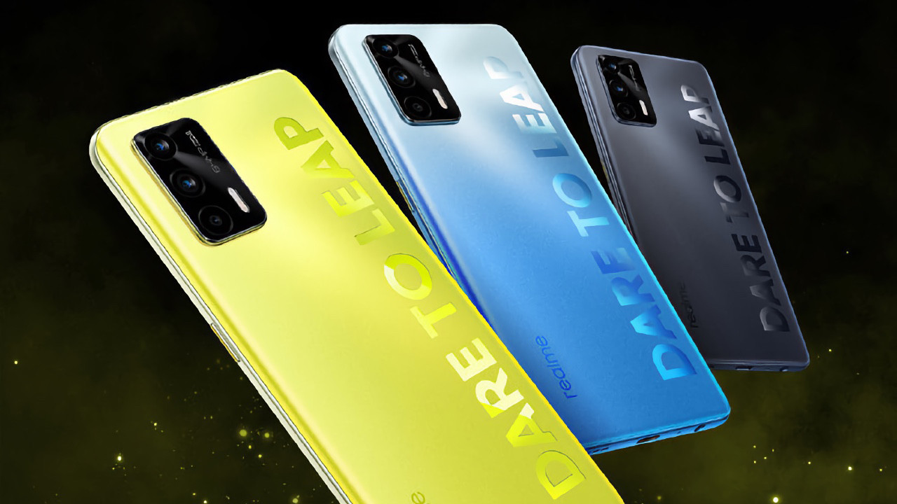 Fosforlu telefon realme Q3 Pro tanıtıldı! İşte özellikleri!