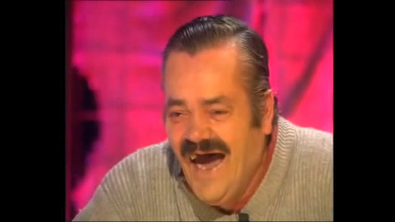 Kahkahası ile fenomen olan El Risitas hayatını kaybetti!
