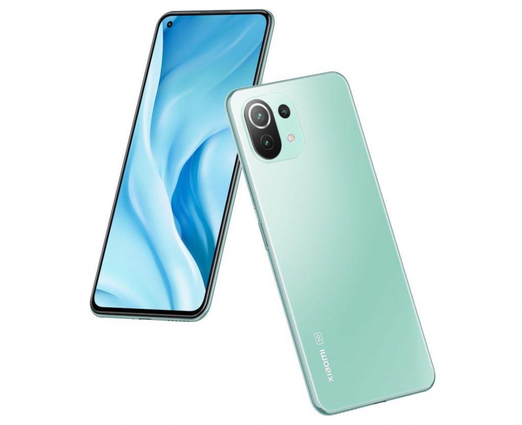 Xiaomi Mi 11 Lite Türkiye