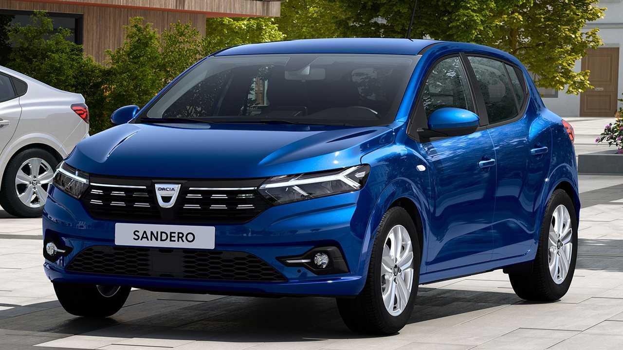 2021 Dacia Sandero kaçırılmayacak fiyatlara satışta!