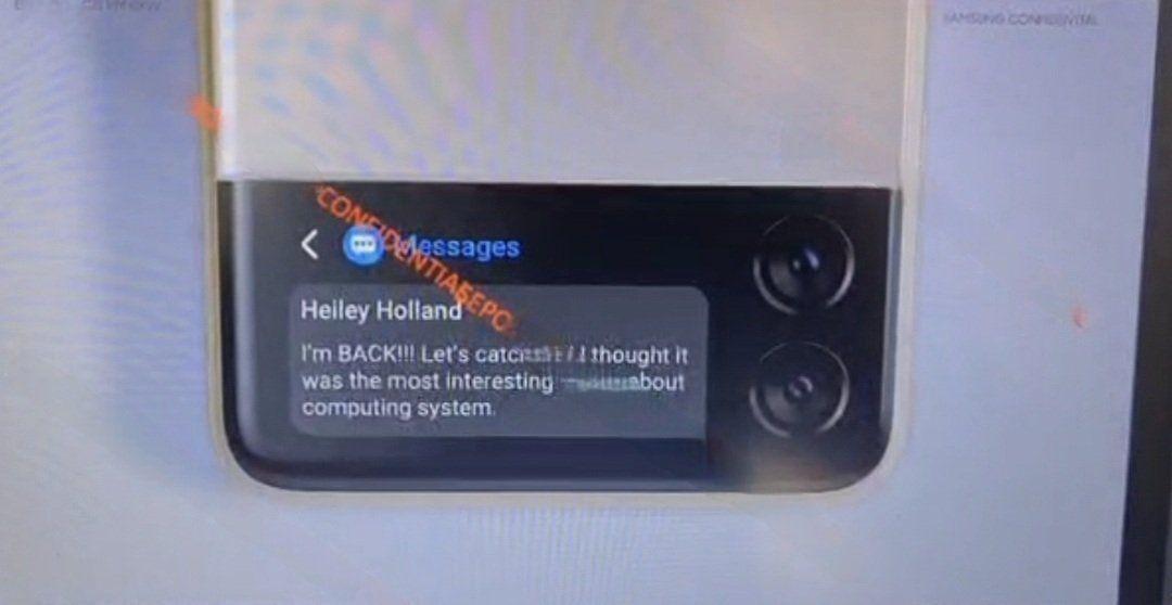 Karşınızda ekran altı kameraya sahip ilk telefon! - Page 3