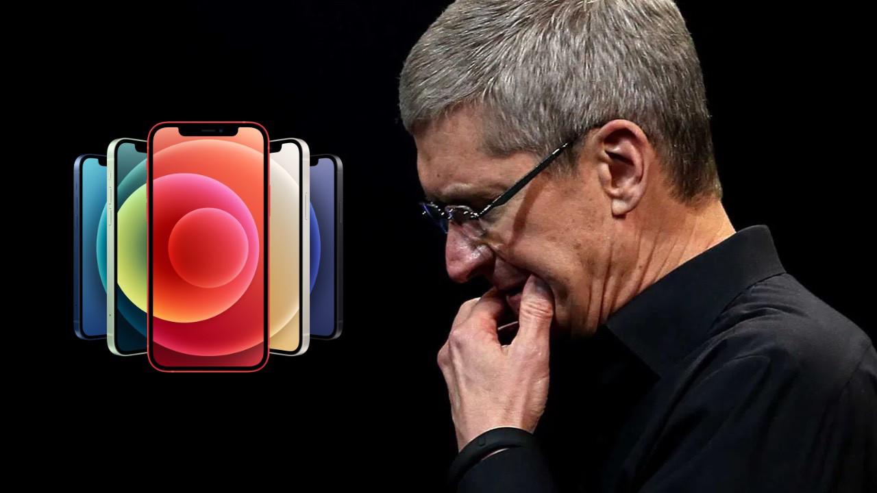 Apple iPhone yüzünden rezil oldu! Kimse güvenmez artık!