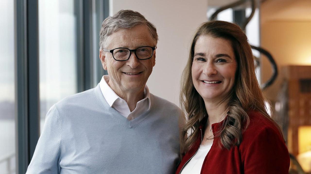 Bill Gates ve Melinda Gates boşanıyor!