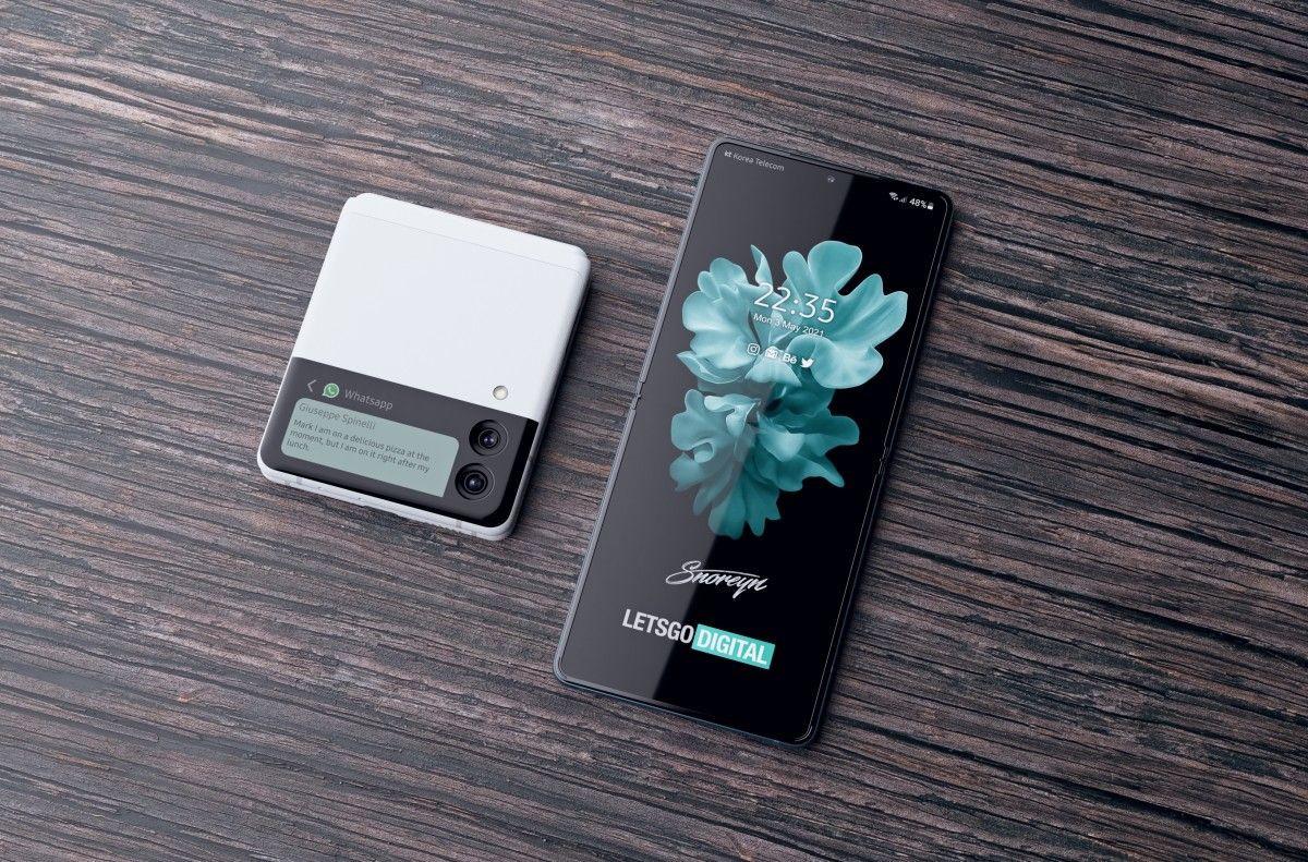 Uygun fiyatlı Galaxy Z Flip 3 katlanabilir telefonların şahı olabilir! - Page 1