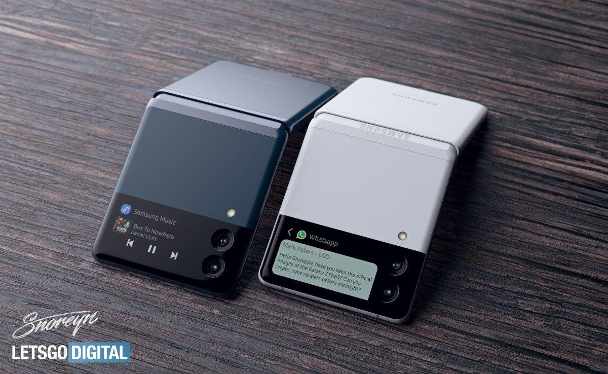 Uygun fiyatlı Galaxy Z Flip 3 katlanabilir telefonların şahı olabilir! - Page 2