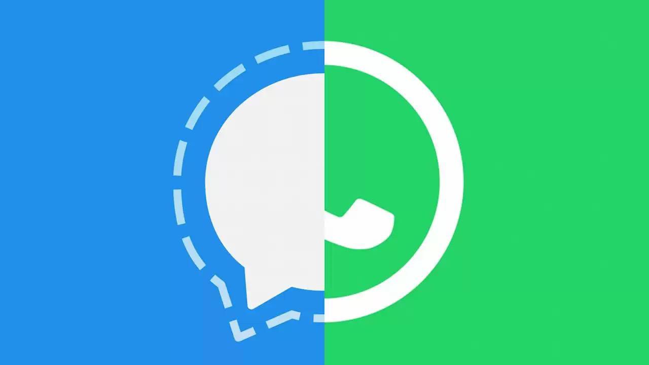 WhatsApp ve Facebook çirkinleşti! Rakibini sildi!
