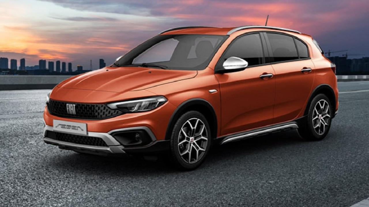 2021 Fiat Egea Hatchback bir zam daha gördü! - Mayıs