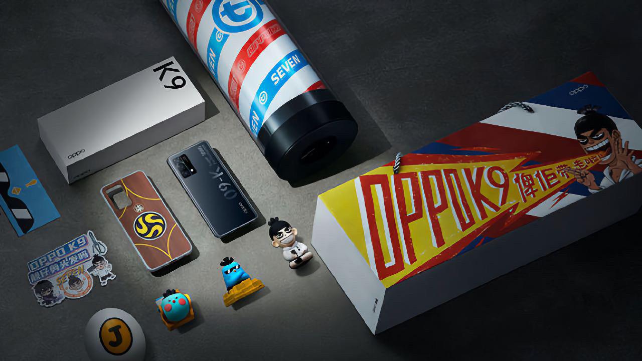 OPPO K9 tanıtıldı! Fiyatı gerçekten çok uygun!