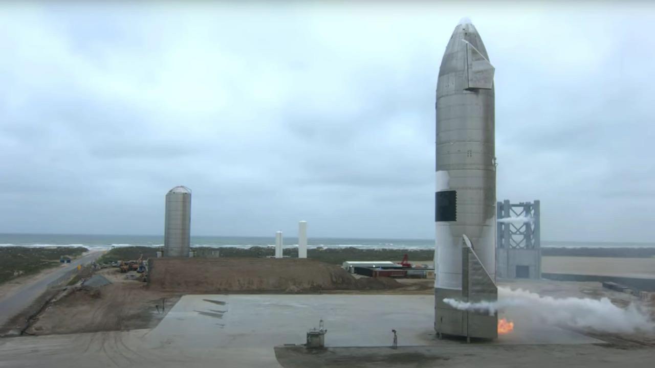 SpaceX Starship bir ilke imza attı!