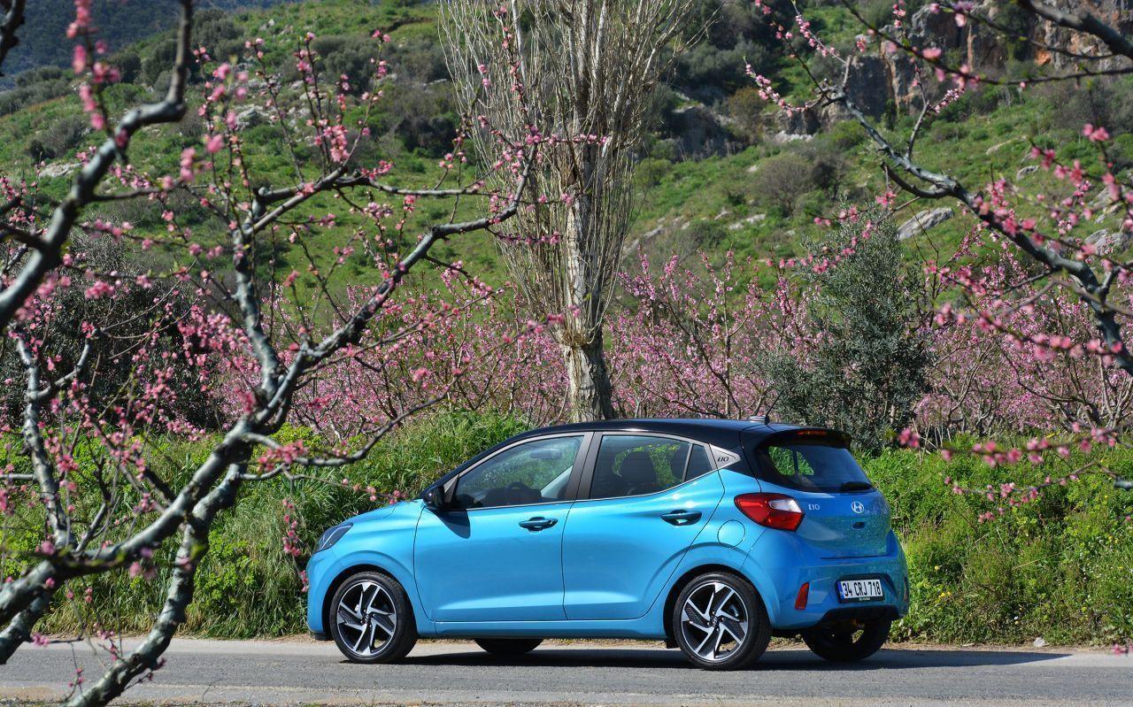 2021 Hyundai i10 fiyatlarına sembolik zam! - Mayıs - Page 1