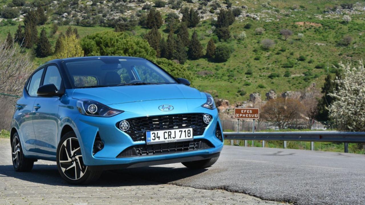 2021 Hyundai i10 fiyatlarına sembolik zam! - Mayıs