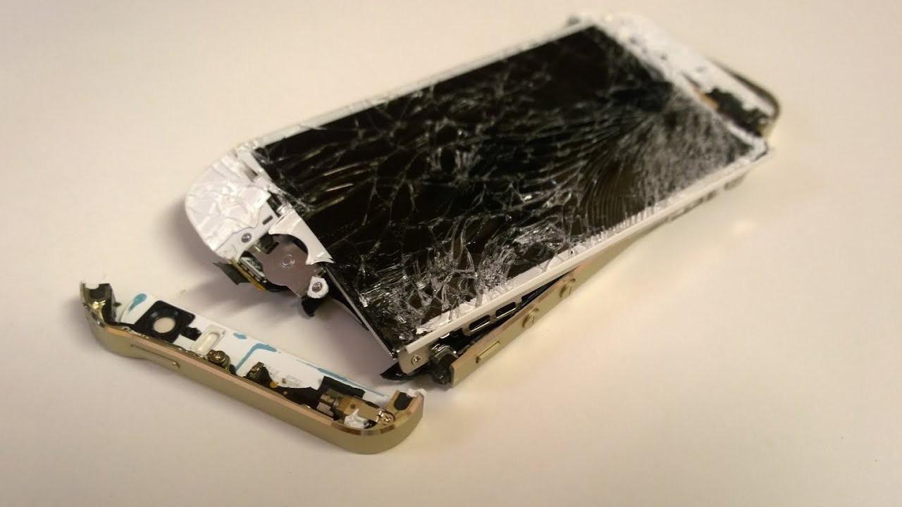 iPhone'u patladı diye milyon dolar istedi!