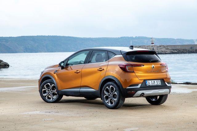 2021 Renault Captur fiyatları Range Rover ile yarışıyor! - Page 2
