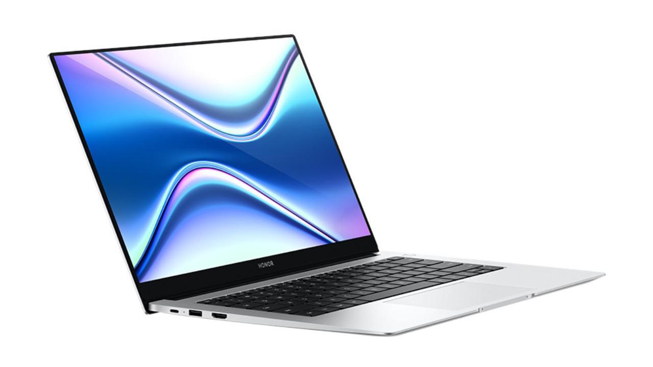 MacBook rakibi Honor MagicBook X tanıtıldı!
