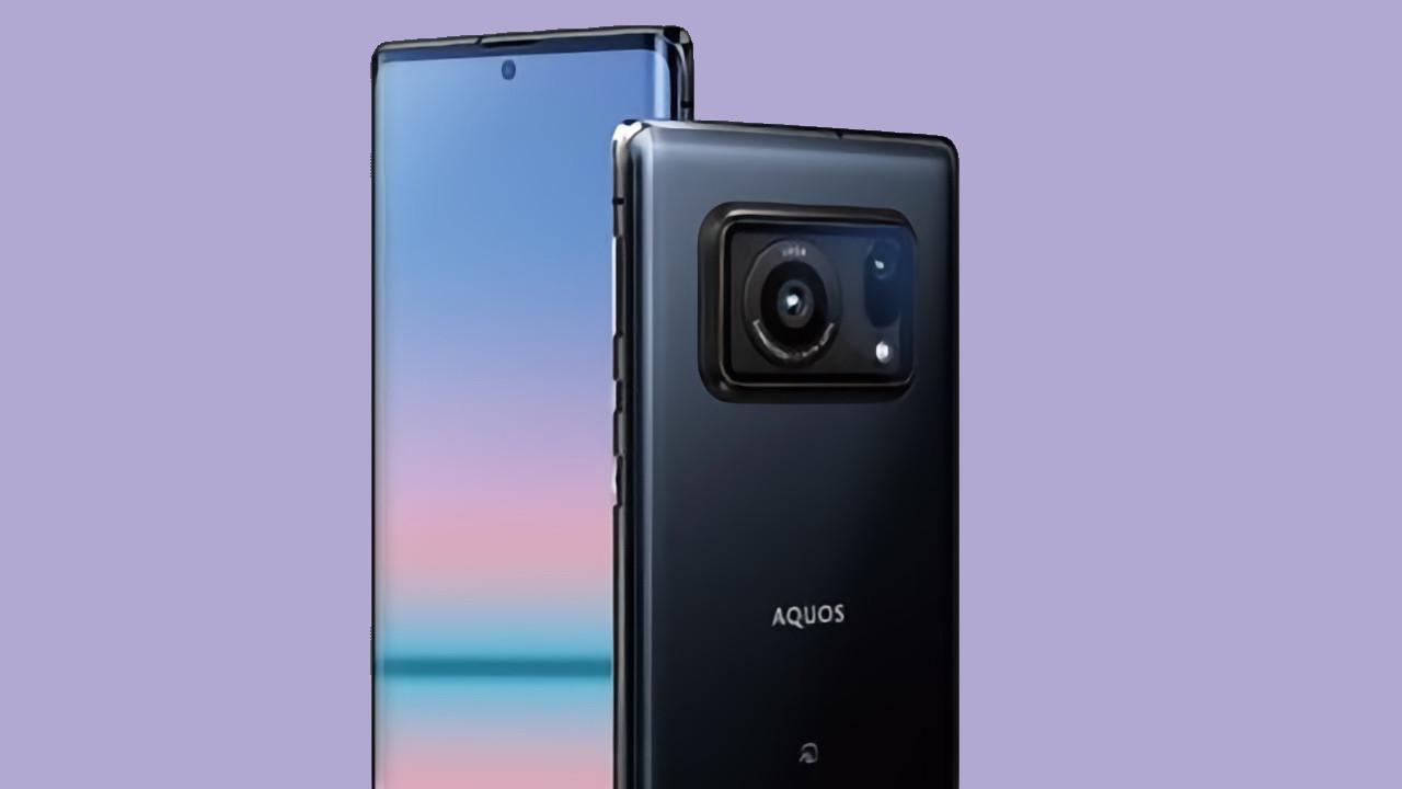 Fotoğraf makinası gibi lensli Sharp Aquos R6 geliyor!