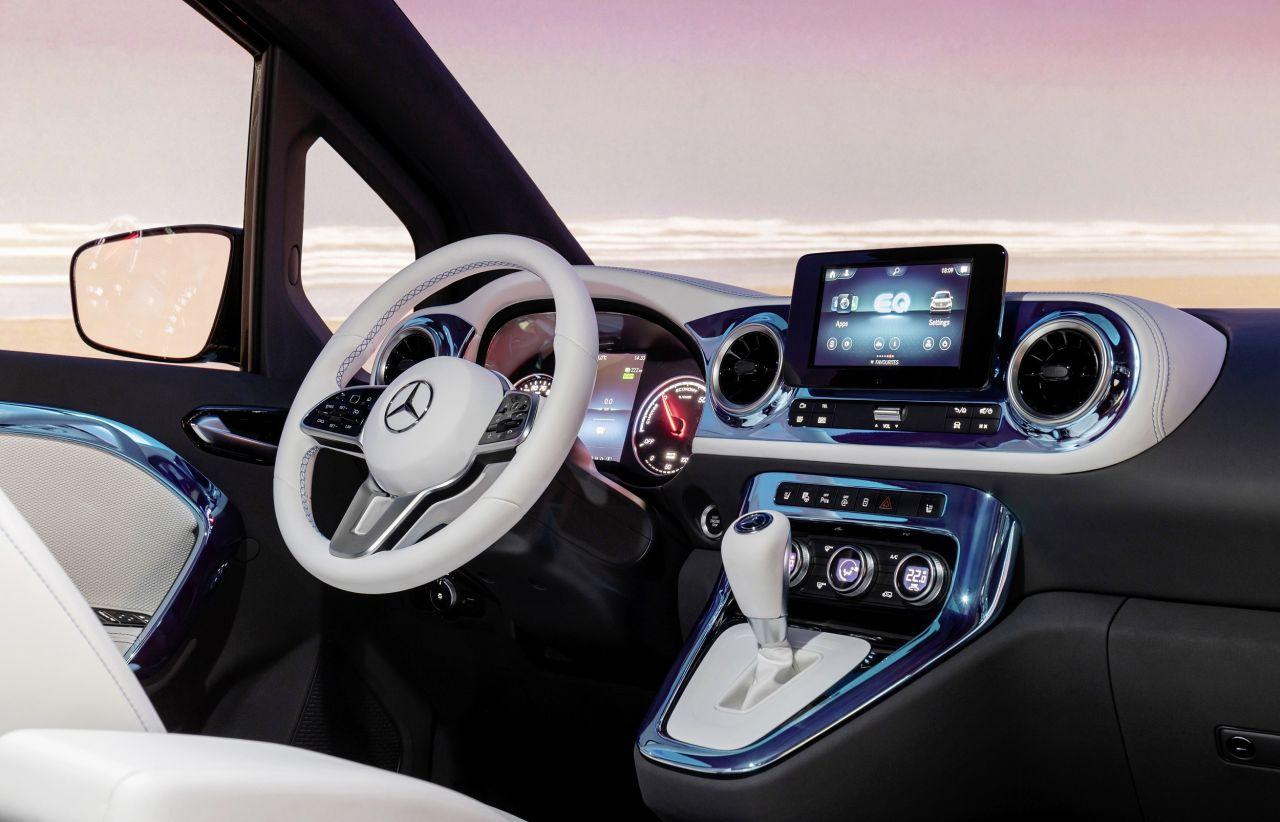 Enişteler bu arabaya çarpılacak: Mercedes Concept EQT - Page 4