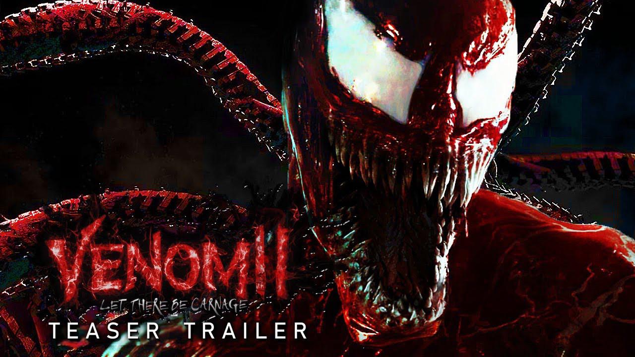 Venom 2 için ilk fragman yayınlandı!