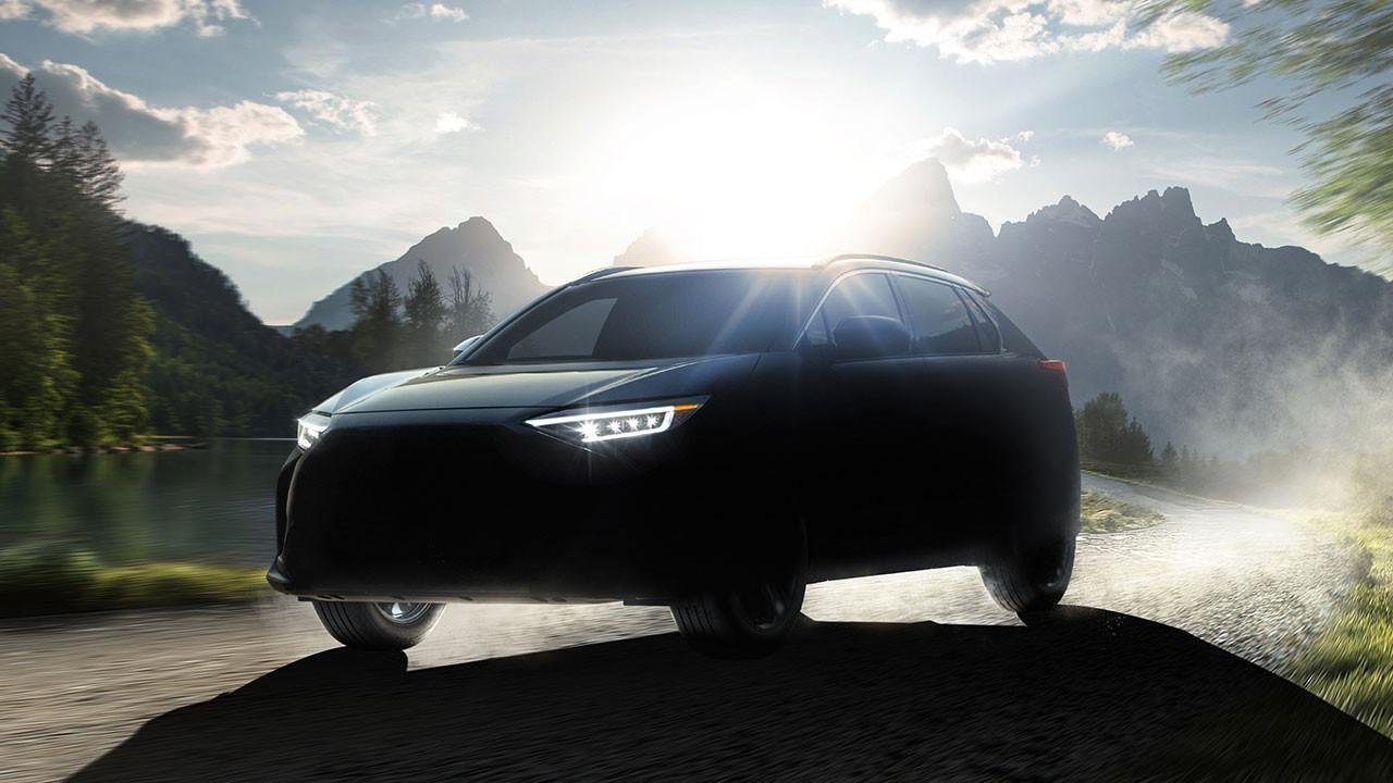 Efsane de artık elektrikli: Subaru Solterra