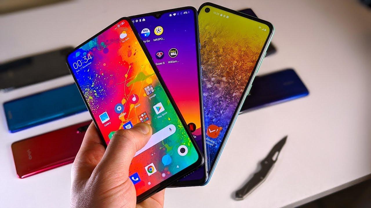 4500 - 5000 TL arası en iyi akıllı telefonlar - Mayıs 2021